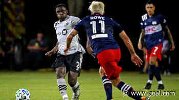 Wanyama's Montreal Impact losing streak stretches to three after New England Revolution defeat