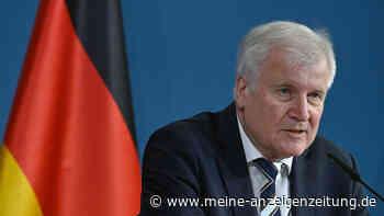 """EU-Asylreform: Horst Seehofer nimmt sich SebastianKurz' Haltung vor - """"Stimmt mich wirklich traurig"""""""