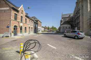 Nieuwe fase voor heraanleg Pastorijstraat: noordzijde kerkom... (Berlaar) - Gazet van Antwerpen