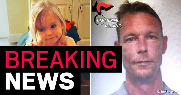 Madeleine McCann murder suspect won't be released from prison after losing appeal