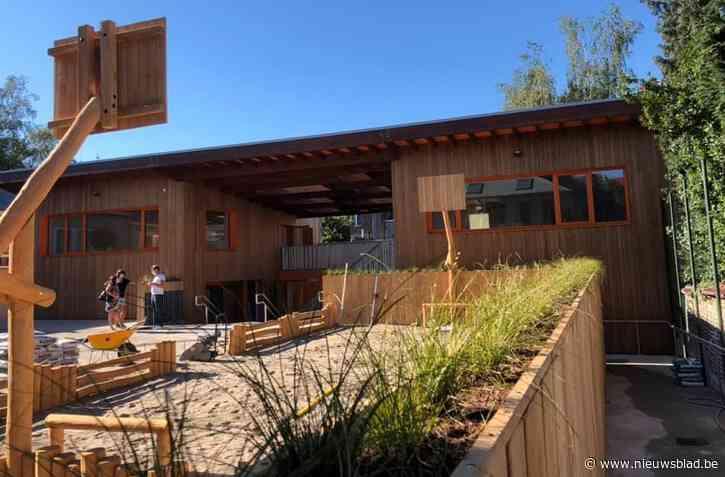 Basisschool Voorzienigheid krijgt nieuw gebouw en speelplaats