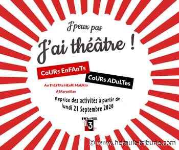 MARSEILLAN - Ateliers théâtre enfants, Ados, adultes au théâtre Henri Maurin - Hérault-Tribune