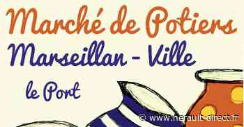 Marseillan - Marché de Potiers : Samedi 26 et dimanche 27 septembre 2020 - HERAULT direct