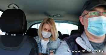 You can now be fined up to £6,400 for not wearing a face mask in shops and taxis