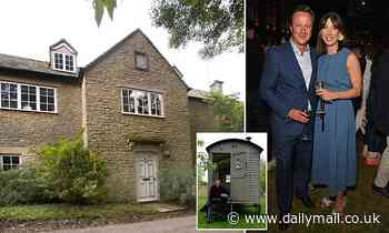 David Cameron wants to add £50,000 outdoor swimming pool to his £1.5million Cotswolds home
