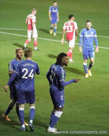 Iwobi Wants To Give Ancelotti Selection Headache
