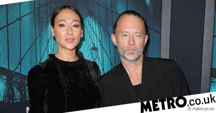 Radiohead star Thom Yorke 'marries actress Dajana Roncione' in stunning Sicilian wedding