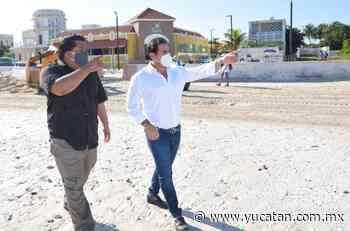 """""""Seguras"""", dos obras en Chicxulub: alcalde de Progreso - El Diario de Yucatán"""