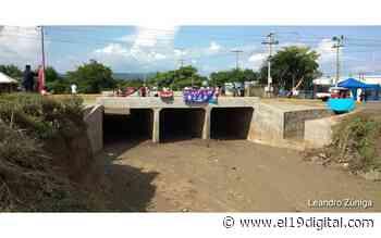 Alcaldía de Ciudad Sandino inaugura obras de progreso construidas por el MTI - El 19 Digital