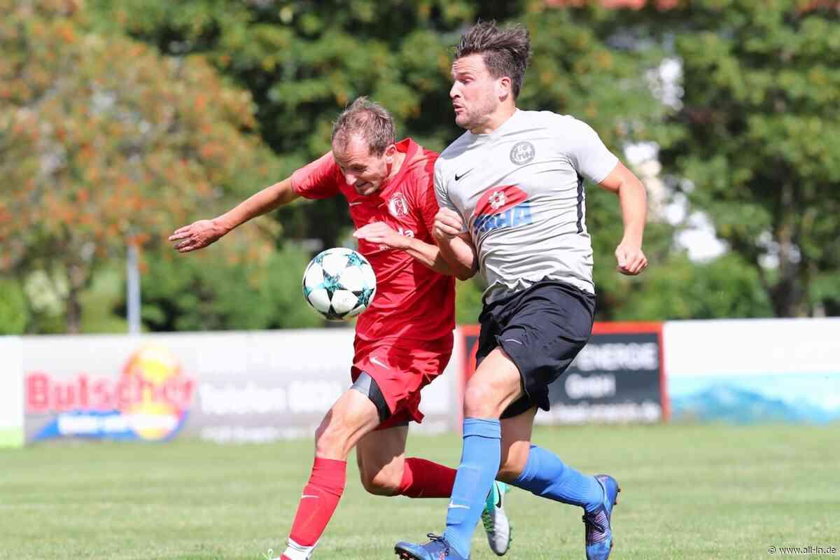 Freundschaftsspiel: FC Wiggensbach und TV Haldenwang trennen sich 3:3 - Wiggensbach - all-in.de - Das Allgäu Online!
