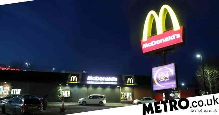 McDonald's exempt from 10pm curfew as drive-thru and delivery remain open