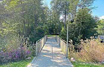 Auf der Insel im Kurpark kann künftig geheiratet werden - Passauer Neue Presse