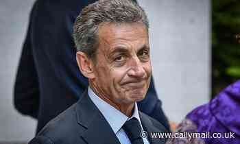 Nicolas Sarkozy fails to have charges over £42m of Colonel Gaddafi's illegal payments thrown out