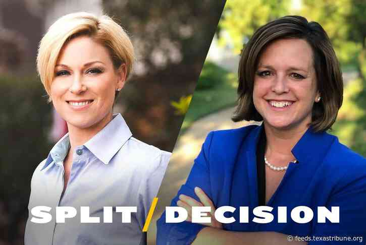 Watch state Rep. Sarah Davis and Democratic challenger Ann Johnson debate hurricane relief, flipping the House and more