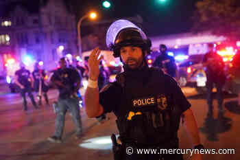 2 Louisville officers shot amid Breonna Taylor protests - The Mercury News