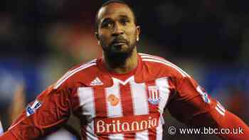 Ricardo Fuller: 40-year-old former Stoke striker helps Hanley make history