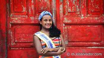 Conoce a Paola, la reina afro de Atiquizaya que lucha porque el color de su piel sea reconocido y respetado - elsalvador.com