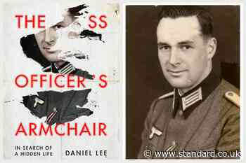 The SS Officer's Armchair by Daniel Lee - review: shedding light on shocking secrets