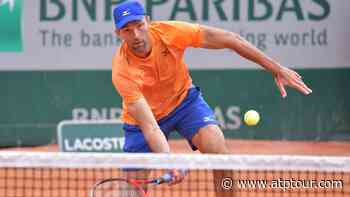 Ivo Karlovic Claims Win On Day Of Upsets At Roland Garros - ATP Tour