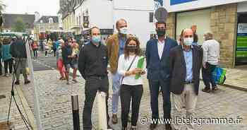 Des mesures concrètes à Auray contre la pollution des mégots - Le Télégramme