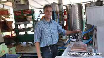 In Balve werden täglich vier Tonnen Äpfel gepresst - come-on.de