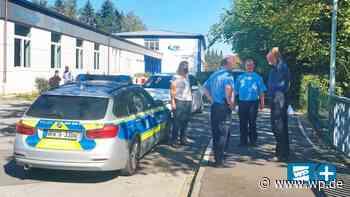 Corona: 35 Personen vor Realschule Balve getestet - WP News