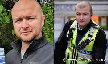 Police officer dubbed 'Supercop' who arrested 1,000 is suffering from PTSD