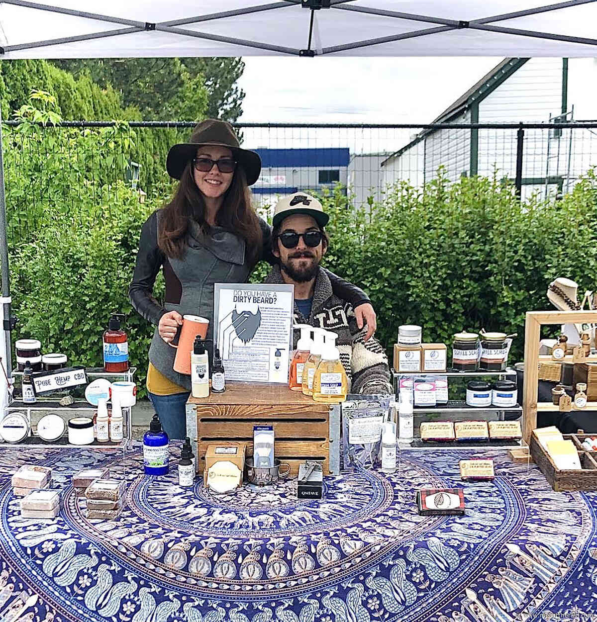Natural, locally-made products key to Earth and Soul success - Merritt Herald - Merritt Herald