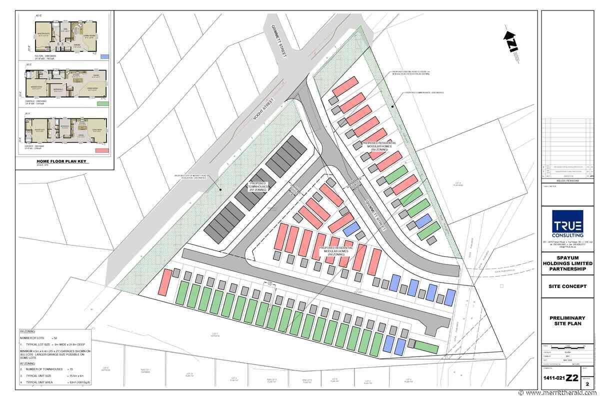 Open house planned to discuss possible Bench development - Merritt Herald - Merritt Herald