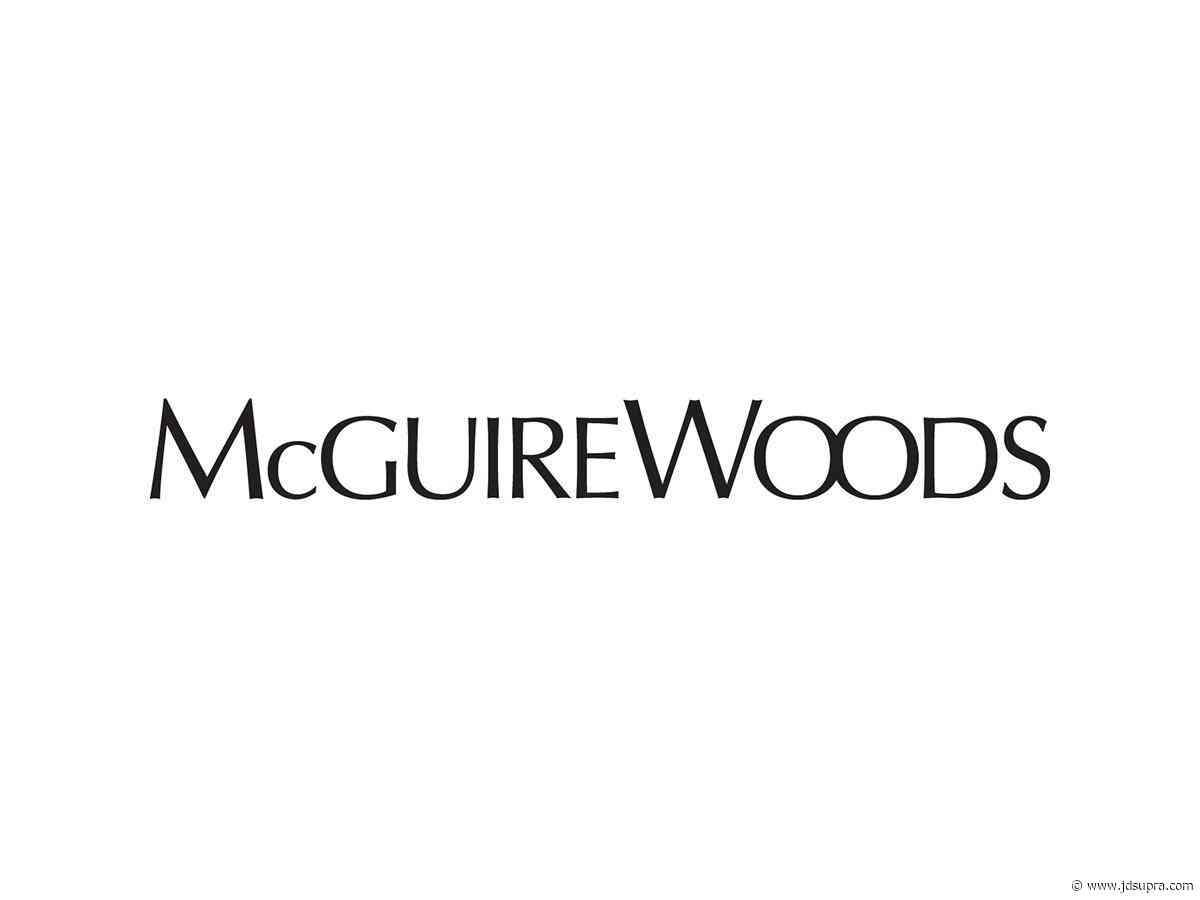 Dental Key Leader: Merritt Dake | McGuireWoods LLP - JDSupra - JD Supra