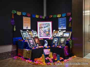 Detroit Institute of Arts community exhibition explores Dia de Muertos - Toledo Blade