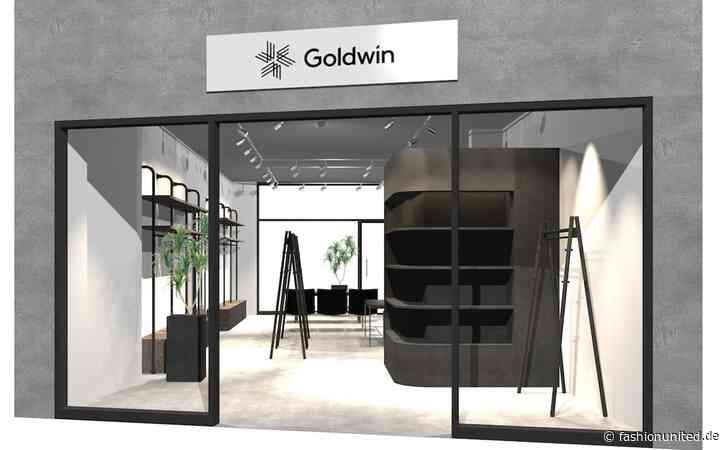 Goldwin eröffnet ersten europäischen Flagship-Store in München