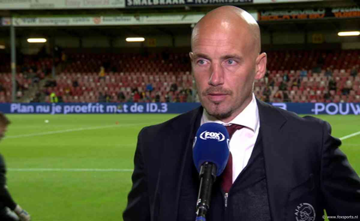 """Van der Gaag: """"In grote lijnen tevreden, ook al hebben we nul punten"""" - FOX Sports"""