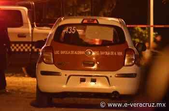 Asesinan a taxista de Sayula; es el séptimo en la semana - e-consulta Veracruz