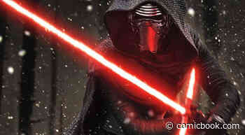 Star Wars Is Correcting Major Design Issue With Kylo Ren's Lightsaber - ComicBook.com