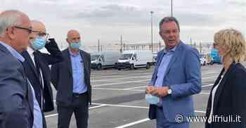 'Interporto di Cervignano, bene gli sviluppi del settore auto' - Il Friuli