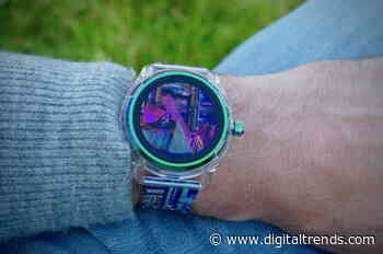 Diesel On Fadelite X Mad Dog Jones review: The smartwatch your heart will want