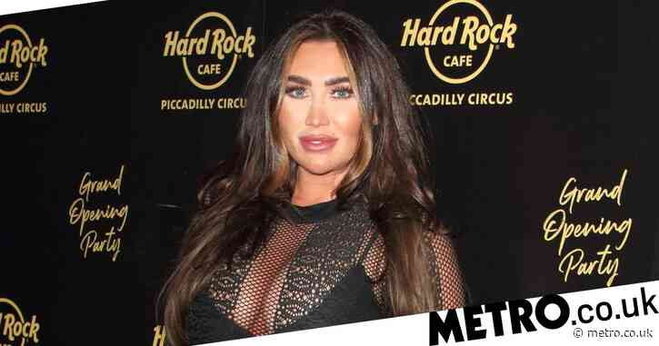 Towie's Lauren Goodger thought she was dying after terrifying anxiety attack: 'I couldn't breathe'
