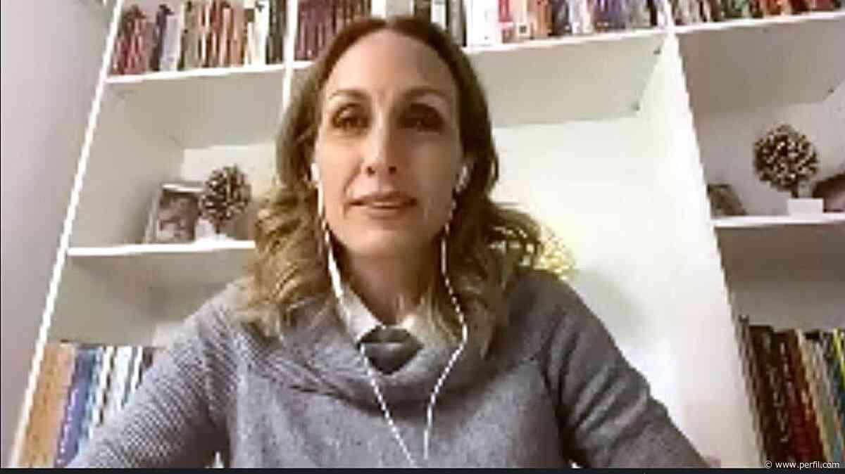 """Florencia Arietto: """"Berni es la estrategia de Cristina para ganar las próximas elecciones"""" - Perfil.com"""