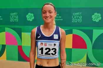 Atletismo: Florencia Borelli disputará el Campeonato del Mundo de Media Maratón - QUÉ DIGITAL