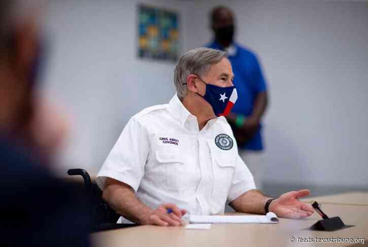 Watch Gov. Greg Abbott announce legislative proposals about public safety in Texas