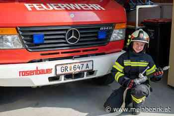 Ein Hobby mit Verantwortung: Mit Leib und Seele Feuerwehrfrau - meinbezirk.at