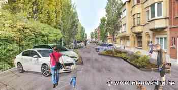 """Buurt in Anderlecht is in simulatiebeelden plots volledig 'wit': """"Nochtans proberen we om dicht bij de realiteit te blijven"""""""