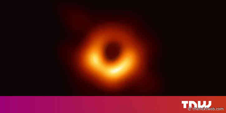 The first-ever image of a black hole is now a movie — literally