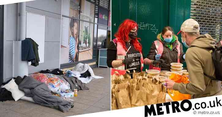 Lives of hundreds of homeless people saved when UK went into lockdown