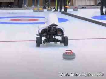 Curling robot beats top-ranked human teams in major breakthrough