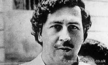 Pablo Escobar's nephew finds £14m cash in wall of one of his houses