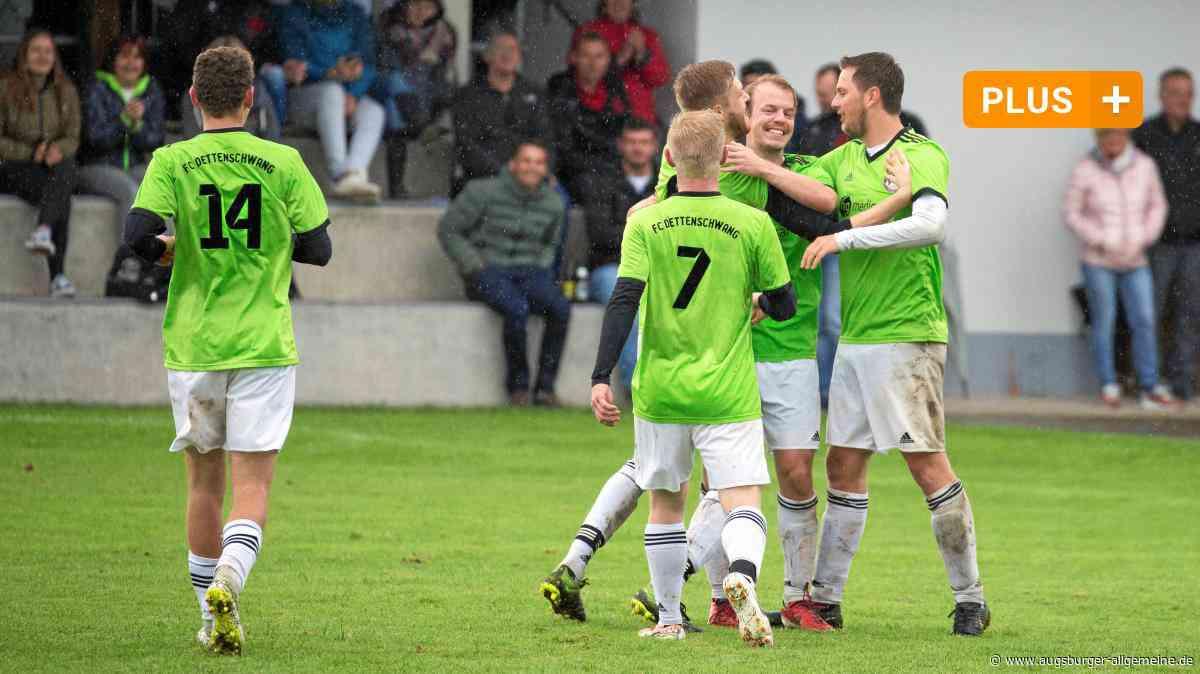 Fußball: Kann Dettenschwang in Finning die Tabellenführung verteidigen?