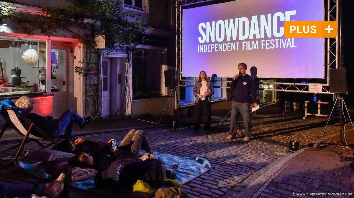 Das Landsberger Kino-Open-Air in der Bergstraße soll 2021 größer werden