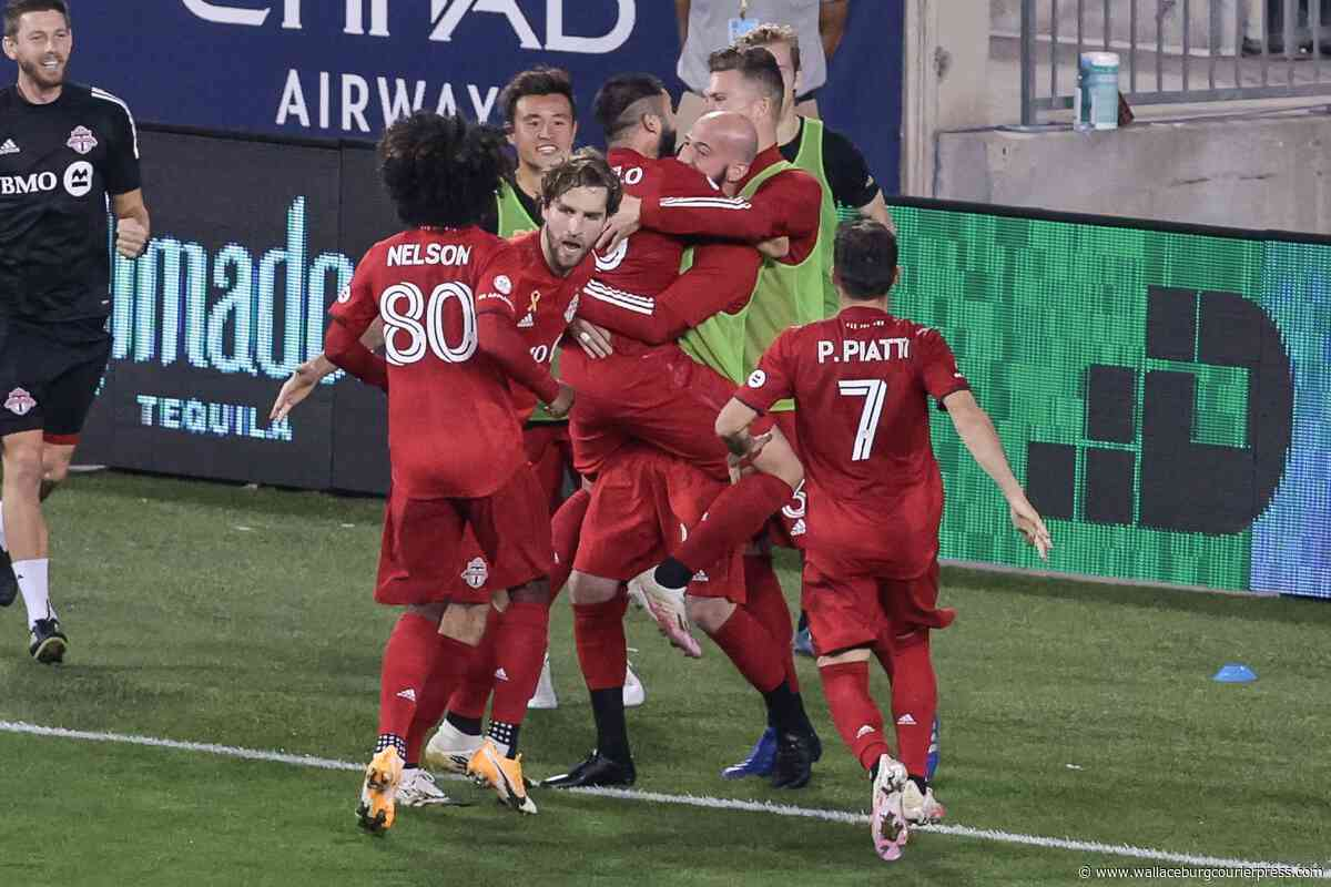 Pozuelo's late penalty lifts TFC over NYCFC - Wallaceburg Courier Press